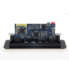 Navo 3.7~5V Bluetooth MP3 Decoder Board w/ FM / Stereo Amplifier - Black
