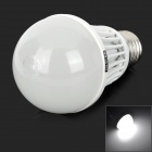 MLSLED E27 7W 6500K 600lm 70-SMD 3014 LED White Light Bulb (AC 220 V)