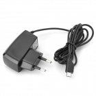 Convenient EU Plug Micro USB Male Output Power Adapter for Galaxy Ace 3 / S7270 / S7272 + More