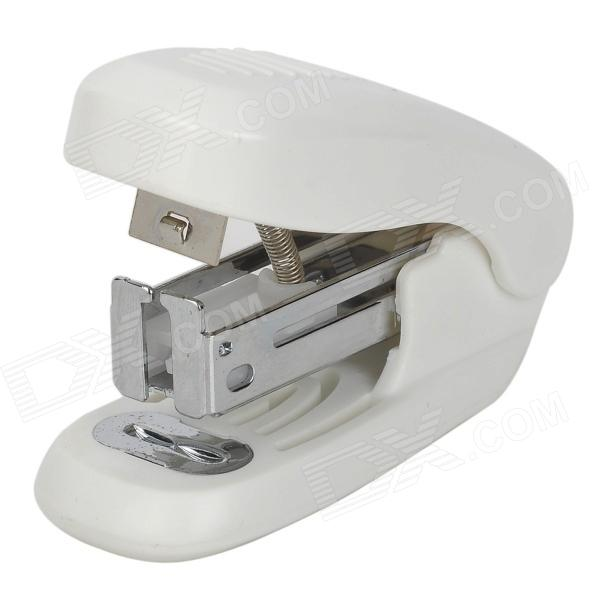 DELI 0321 Mini Type Stapler - White