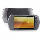 "JXD S7800C 7"" Capacitive Screen Quad Core Android 4.2 Smart Handheld Game Console - Black"