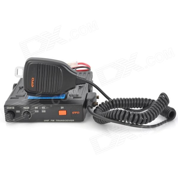 GYQ 810 Mini 400~470MHz Car Digital Walkie Talkie - BlackWalkie Talkies<br>CD: http://m5.img.dxcdn.com/CDDriver/CD/sku.283286.rar<br>