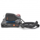 GYQ 810 Mini 400~470MHz Car Digital Walkie Talkie - Black