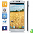 "S133G MTK6592 Octa-Core Android 4.2.2 WCDMA Bar Phone w/ 6.0"", 16GB ROM, FM, Wi-Fi and GPS - White"