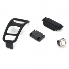 FitCare Bluetooth 4.0 Bike Cycling Speed Sensor for Iphone- Black