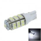 T10 / 447 / W5W 1.3W 120lm 25-SMD 3528 LED White Car Side Light / Instrument / Reading lamp - (12V)