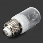 SENCART E27 0.8W 40lm 3200K 6-SMD 5730 LED Warm White Light Lamp (AC 220~240V)