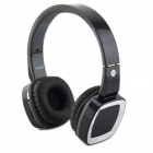 ShengYun TH390 Stereo Bluetooth V3.0 Headphones w/ TF / FM Radio / Mic - Black