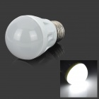 E27 3W 130lm 7000K 12-SMD 2835 LED White Light Bulb (AC 100~240V)