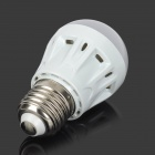 E27 3W 130lm 12-SMD 2835 LED Cold White Light Bulb (AC 100~240V)