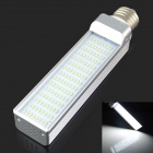 E27 12W LED Plug Light 1200LM 3014 SMD LED Cool White (AC 85~265V)