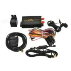Glyby TK103 GPS /GSM /GPRS Car Vehicle Positioning Tracker - Black