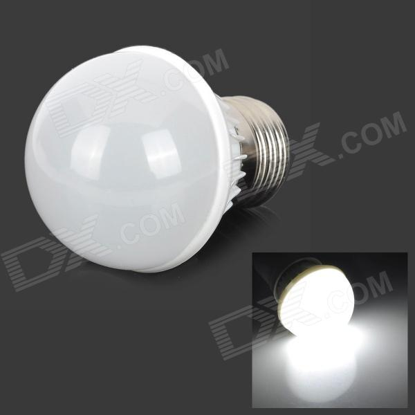 WALANGTING E27 3W 6500K 80lm 12-SMD 2835 LED White Light Bulb Lamp (AC 100~240V)