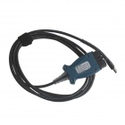 AUGOCOM SP116 Auto Diagnostic Cable Mongoose Cable for Jaguar / Land Rover - Black + Dark Blue