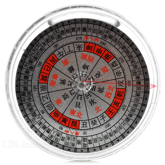 Feng shui chinese compass free shipping dealextreme for Chinese feng shui house