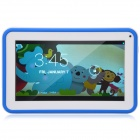 "P706 7.0 ""Android 4.2 Tablet PC w / Dual Core, 512 MB RAM, 4 GB ROM, WLAN, Dual-Kamera - Blau"
