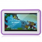 "P706 7.0"" Android 4.2 Tablet PC w/ Dual Core, 512MB RAM, 4GB ROM, Wi-Fi, Dual Camera - Purple"