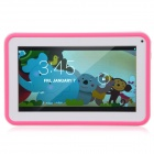 "P706 7.0"" Android 4.2 Tablet PC w/ Dual Core, 512MB RAM, 4GB ROM, Wi-Fi, Dual Camera - Deep Pink"