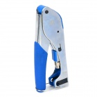 TL-H518B Waterproof Connectors Crimping Tool - Deep Blue + Silver