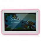 "P706 7.0"" Android 4.2 Tablet PC w/ Dual Core, 512MB RAM, 4GB ROM, Wi-Fi, Dual Camera - Pink"