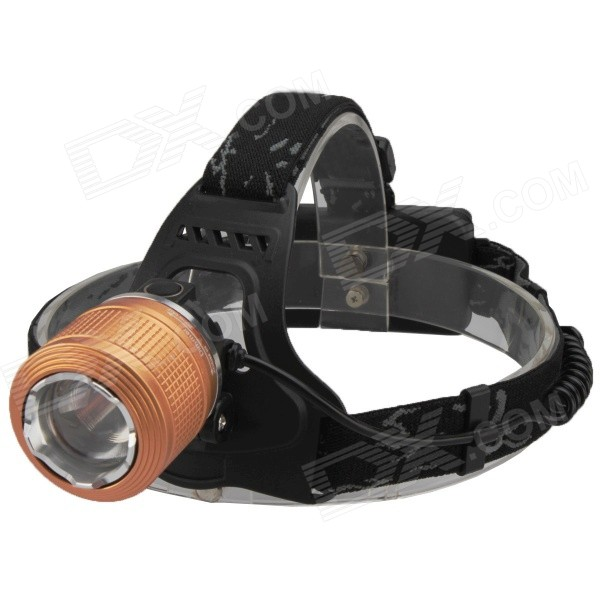 SingFire SF-558G 200lm 4-Mode White + Green LED Zooming Headlight (2 x 18650) singfire sf 558g 200lm 4 mode white green led zooming headlight 2 x 18650