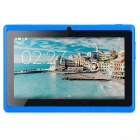 "P706 7.0"" Android 4.2 Tablet PC w/ Dual Core, 512MB RAM, 4GB ROM, Wi-Fi, Dual Camera -  Blue"