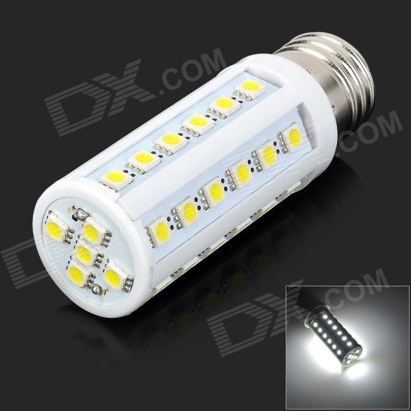 LUO LGX-003 7W 700lm 6500K 41-SMD 5050 LED White Light Corn Lamp (AC 85~265V) r7s 15w 5050 smd led white light spotlight project lamp ac 85 265v