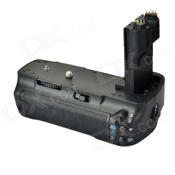 DSTE BG-E6 BGE6 Battery Grip for Canon EOS 5D MARK II 2 5D2 SLR Digital Camera dste dc111 en el14 battery charger for nikon d3200 d5200 d5300 df p7700 p7800 more slr cameras
