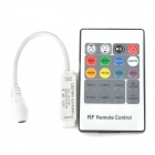 Mini 6A RGB LED RF Remote Controller
