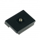 HighPro Q-10 aluminiumslegering Quick Release Plate 1/4 '' skrue for DSLR SLR digitalkamera