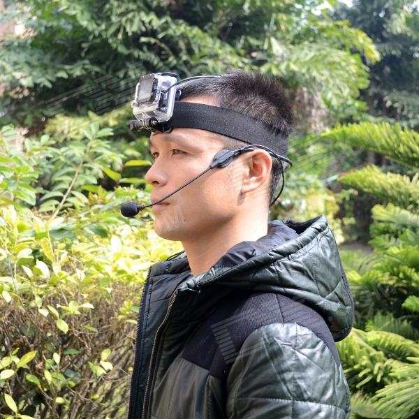 Noise Reduction Directive Sport Microphone For Gopro Hero