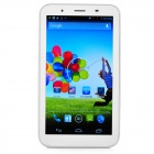 "TG E701 7"" Android 4.2 Dual-Core Tablet PC w/ 512MB RAM / 4GB ROM / 2 x SIM - White + Silver"