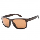 CARSHIRO XQ049 Stylish UV400 Polarized Sunglasses - Coffee