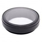 30mm FPV Protective UV Lens for GoPro Hero 4 / 3+ / 3 - Black