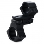 Z0008 Gun Mount Holder Clip Clamp - Black (25.4mm / 30mm)