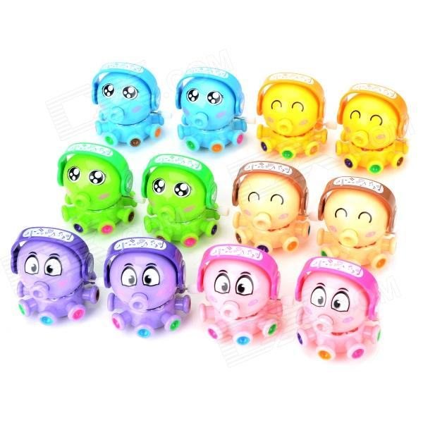 A11 Baby Octopus Style Educational Intelligence Toy(12 PCS)