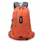 Locallion Outdoor Multi-function Backpack Bag - Orange (25L)