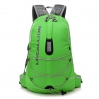 Locallion Outdoor Multi-function Backpack Bag - Green (25L)