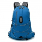 Locallion Outdoor Multi-function Backpack Bag - Blue (25L)