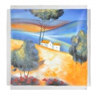 Iarts DX1120 Hand-painted Landscape Oil Painting Decorative Artwork - Multicolored