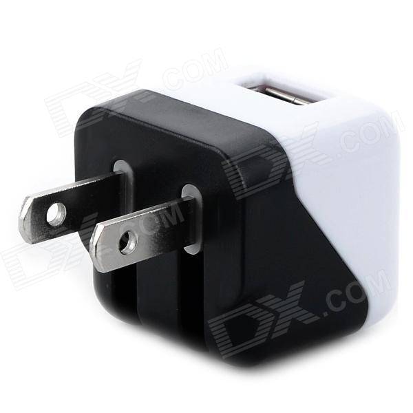 CH701A-B USB Wall AC Power Charger for Amazon Kindle  4 / 5 / Paperwhite Fire - Black + White
