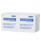 Disinfection Cotton Pad Set for Blood Glucose Test Strips (50 PCS)