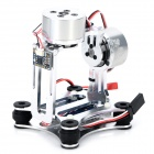 FPV Gopro3 Brushless Camera Mount Gimbal - Black + Silver