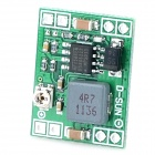 3A FR4 MP1584EN DC to DC Voltage Reducing Power Module - Green