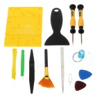 WLXY WL-509 Professional Electronic Repair Tools Kit for Iphone 4S  - Black