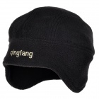 Qingfang Autumn Winter Warm Polar Fleece Hat for Men - Hat