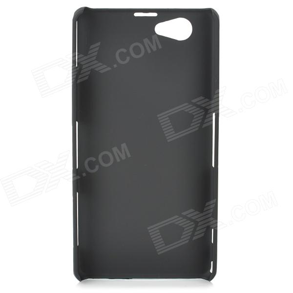 Protective Frosted ABS Back Case for Sony Xperia Z1 Mini ...