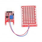 Arduimo Raindrop Humidity Test Sensor Module - Red