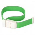 Emergency First Aid Tourniquet for Travel / Camping / Home - Green + White