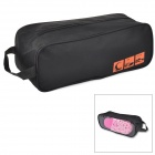Creeper Travel Portable Shoes Storage Bag - Black